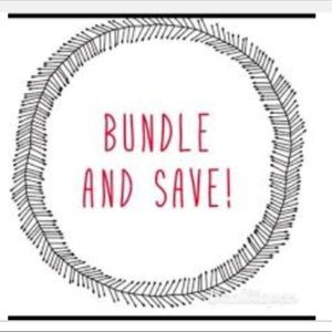 Other - Bundle for discount offer!